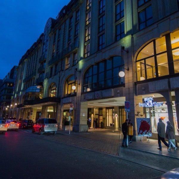 Neueröffnung Galeria Berlin
