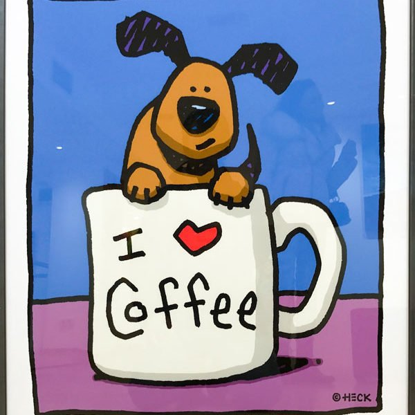 Ed Heck - Coffee Dog