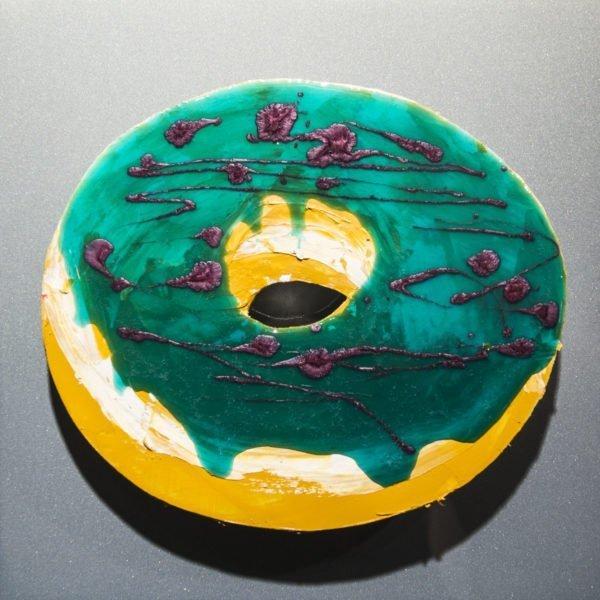 Original vom Künstler Frank Krüger - Donuts