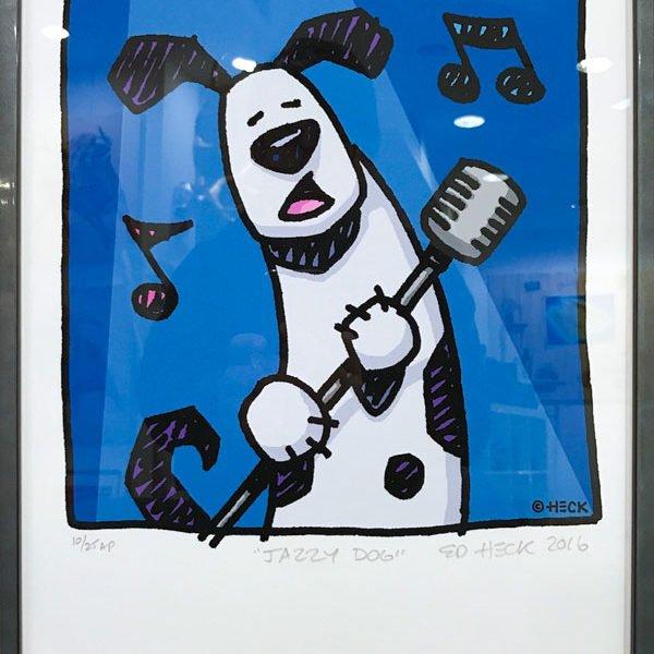 Ed Heck - Jazzy Dog
