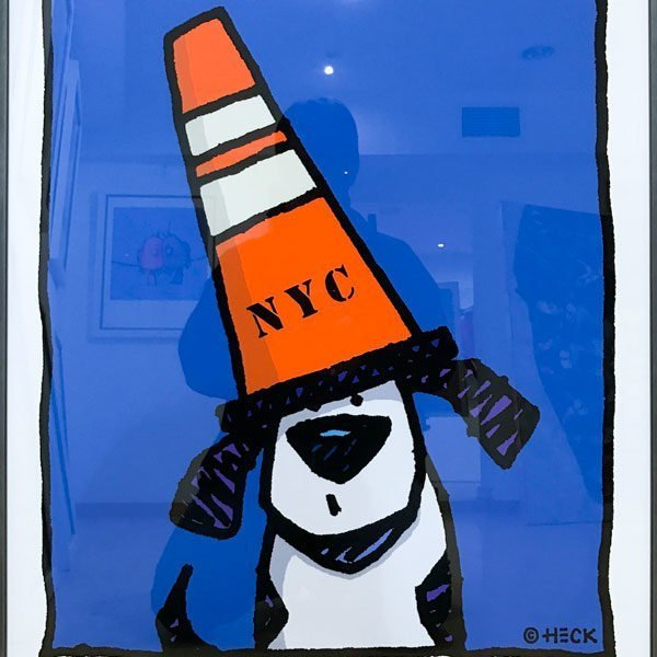 Ed HEck - NYC Cone HEad