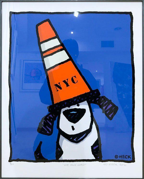 NYC Cone Head