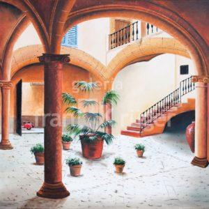 Frank Krüger - Patio en Palma 7