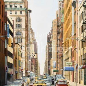 Frank Krüger - Torero en NYC