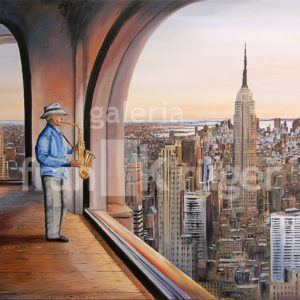 Frank Krüger - Blues in NYC 1