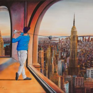 Frank Krüger - Longest Drive in NYC 1
