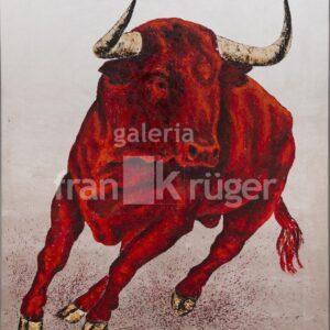 Frank Krüger - Stier Calisto