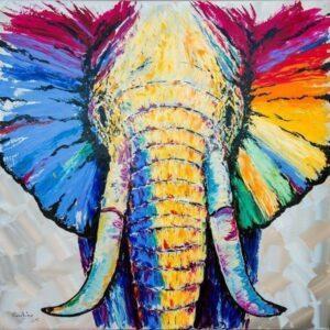 Frank Krüger - Elefant Akono