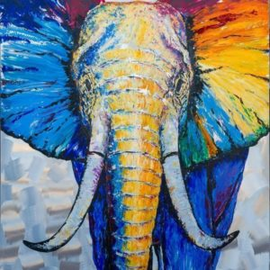Frank Krüger - Elefant Asali