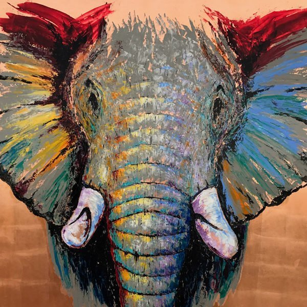 Frank Krueger - Elefant Etaoku