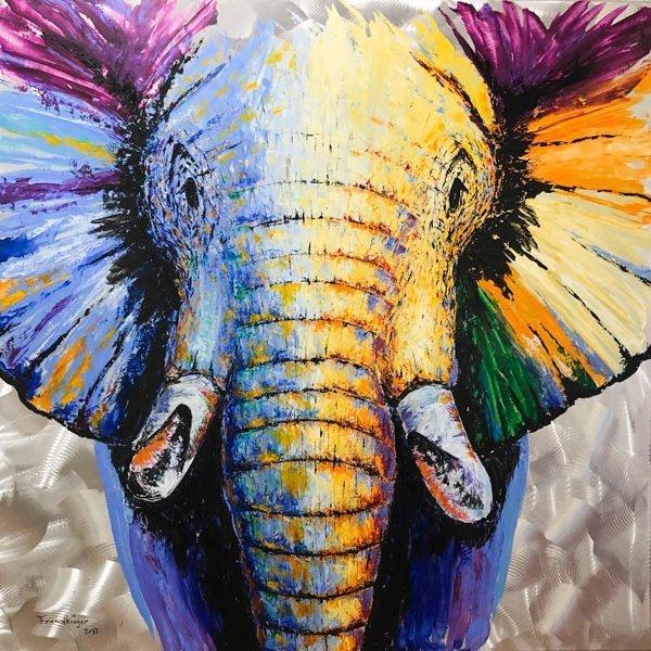 Frank Krueger - Elefant Jamaal