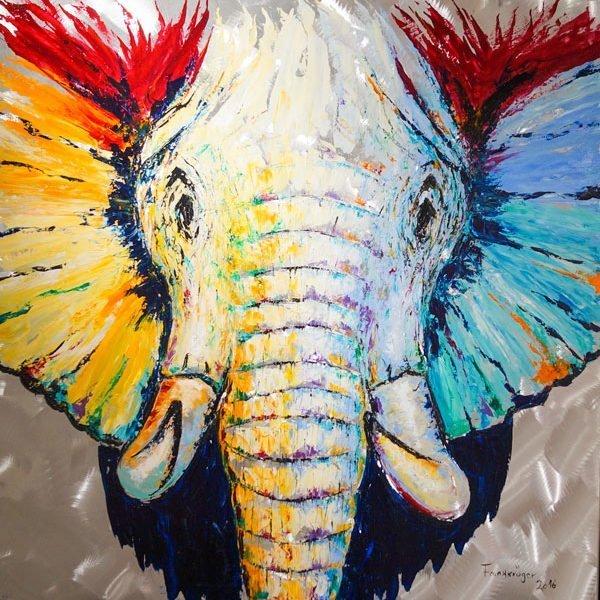 Frank Krueger - Elefant Malambuko