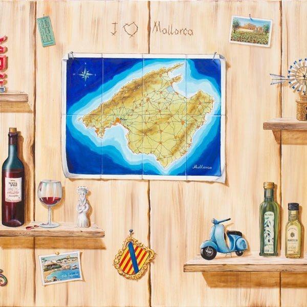 Frank Krüger - I love Mallorca