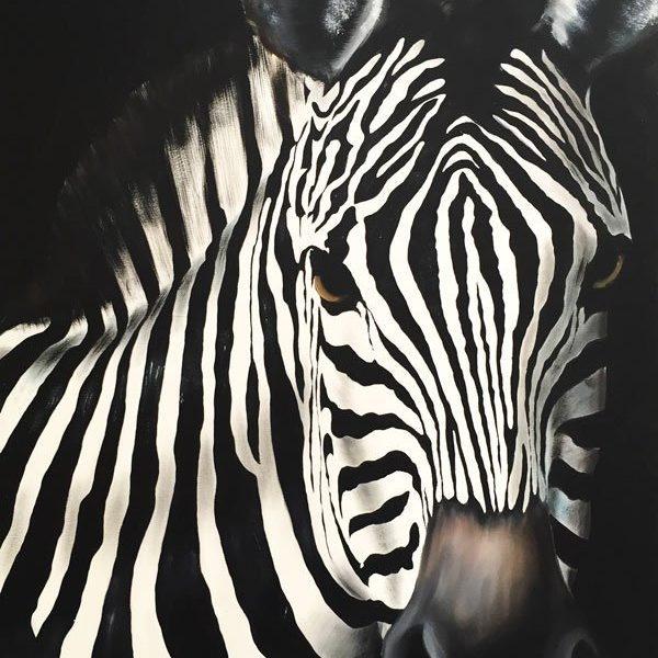 Frank Krueger - Zebra 2
