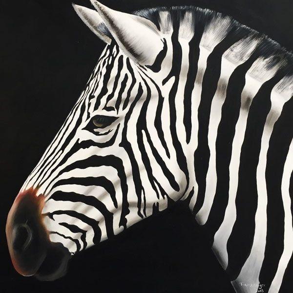 Frank Krueger - Zebra Gasira