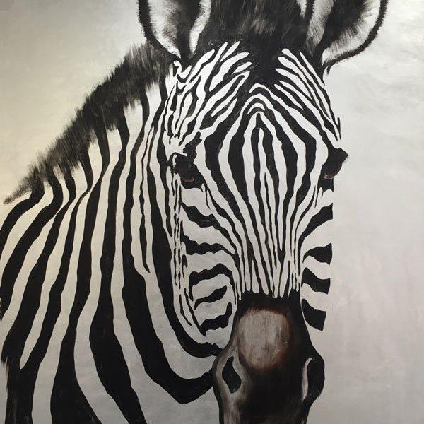 Frank Krueger - Zebra Ushindi