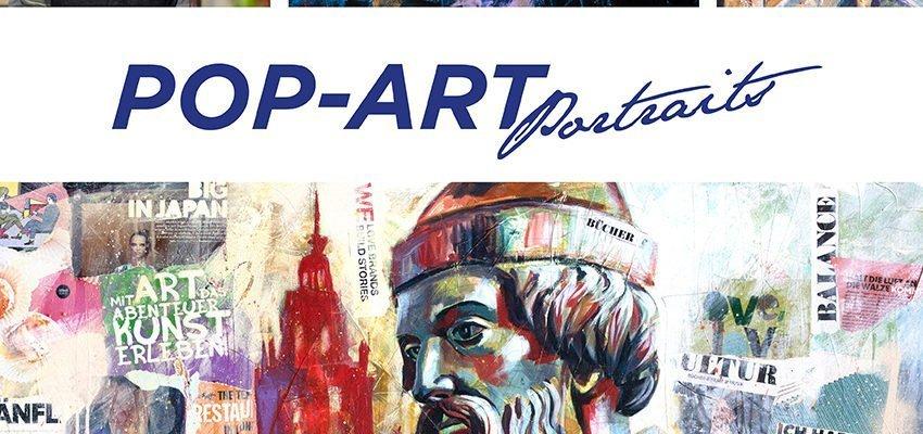 Waldemar Erz – PopArt Portraits