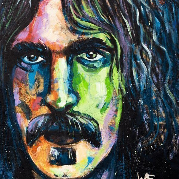 Waldemar Erz - Frank Zappa