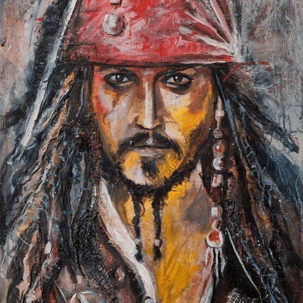 Waldemar Erz - Jack Sparrow