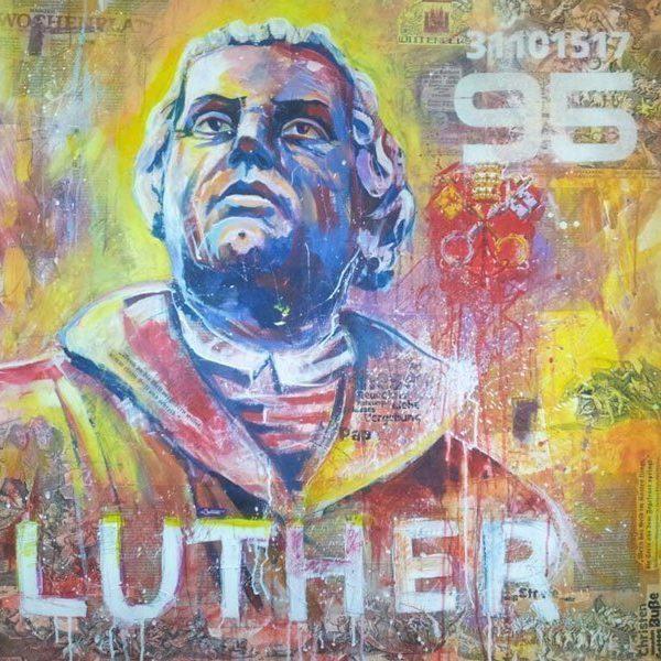 Waldemar Erz - Luther