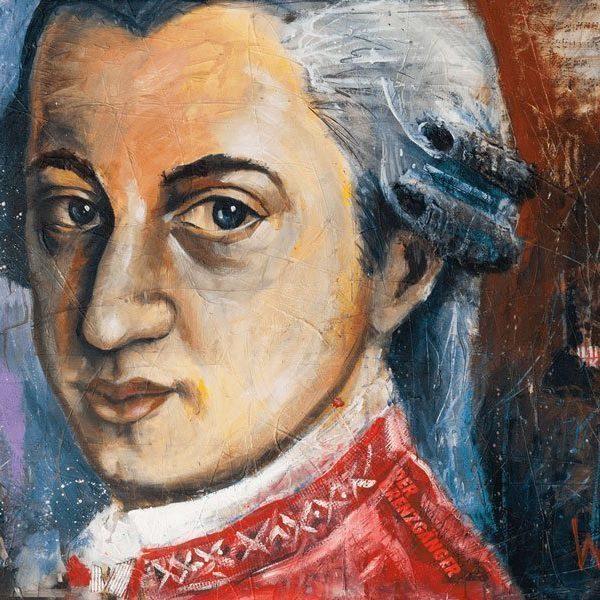 Waldemar Erz - Mozart