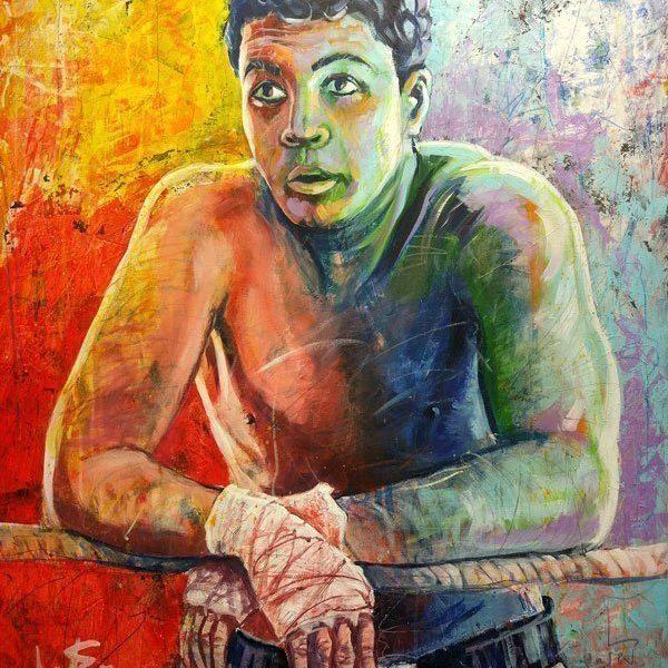 Waldemar Erz - Muhammad Ali
