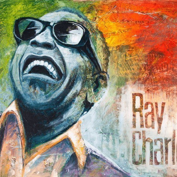 Waldemar Erz - Ray Charles