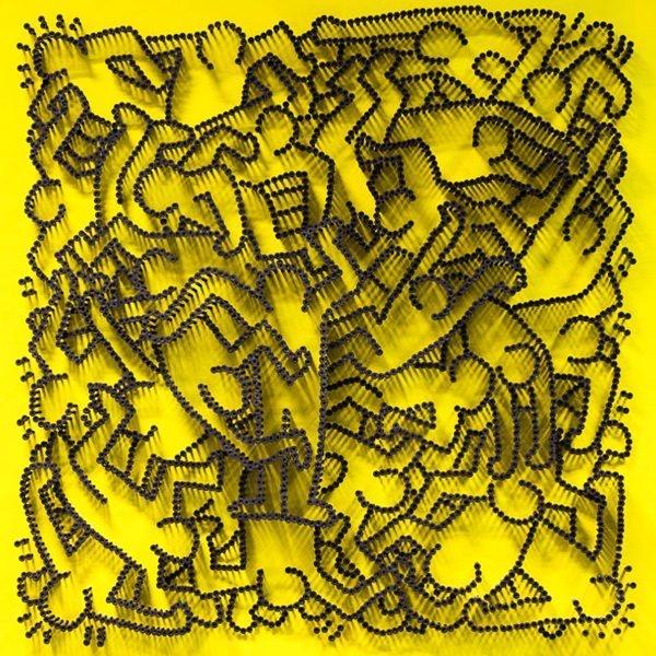 Allesandro Padovan - Keith Haring
