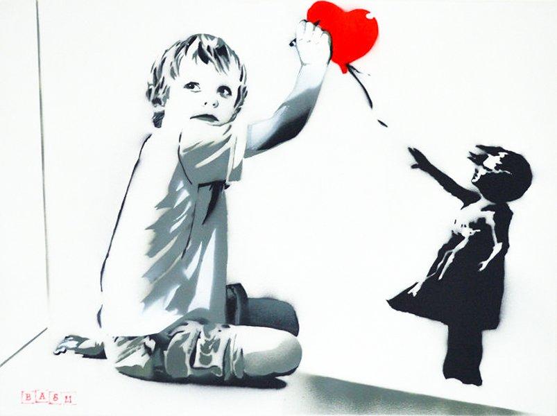 Little Banksy