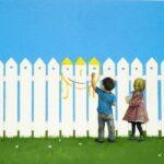 Karolina Gmiterek - Live fence, the princess
