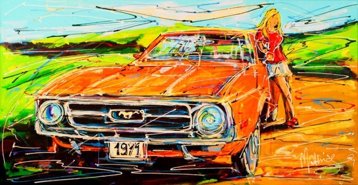 Mustang 1971