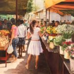 Christian Sommer - Markttag in Habanna