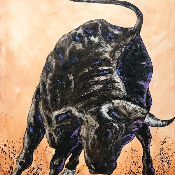 """Toro """"Isidro"""""""