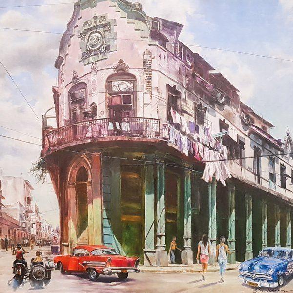 Caja Trajera Habana