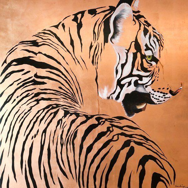 """Tiger """"Ajala"""""""