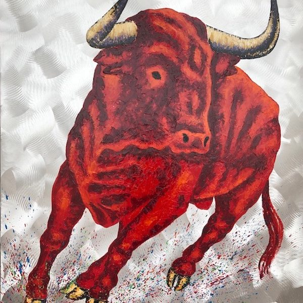 "Toro ""Arco Iris"""