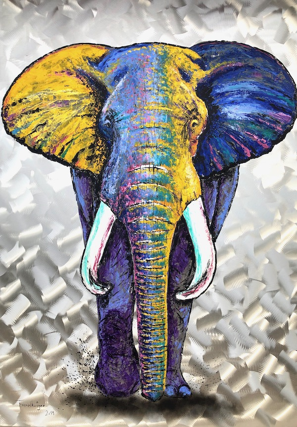 "Elefant ""Lunai"""