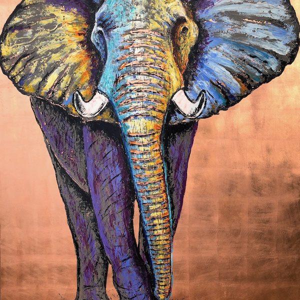"""Elefant """"Ozuna"""""""