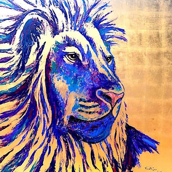 """Lion """" Rufaro"""""""