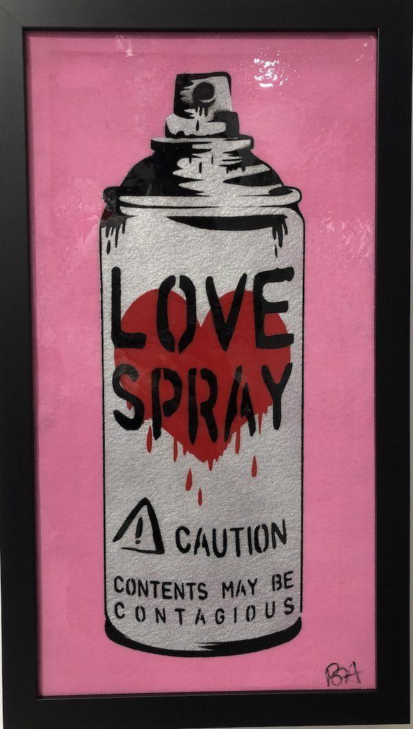 Lovespray pink