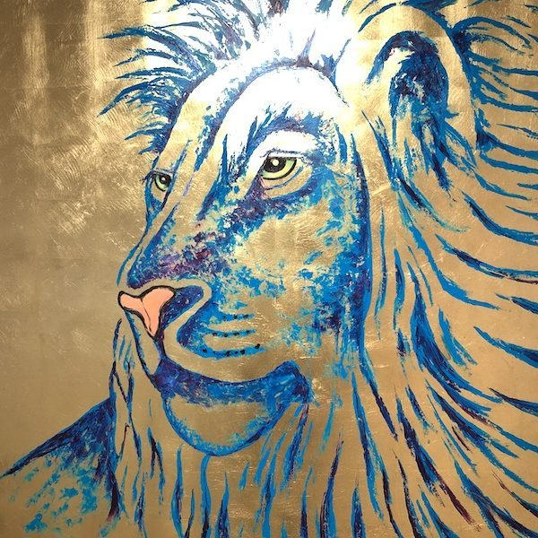 """Lion """" Tumelo"""""""