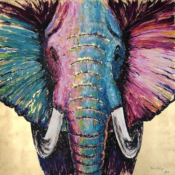 """Elefant """" Olutope"""""""