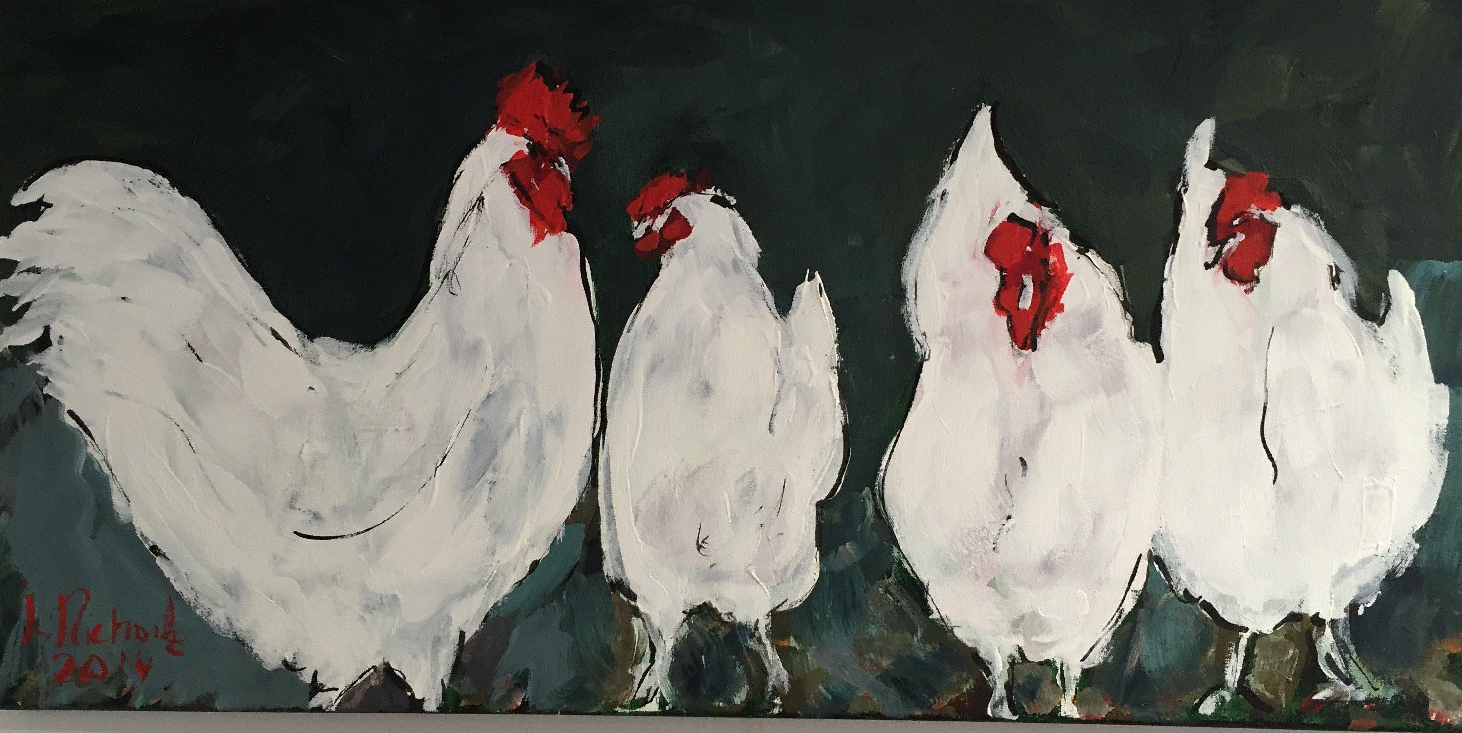 Hühner III