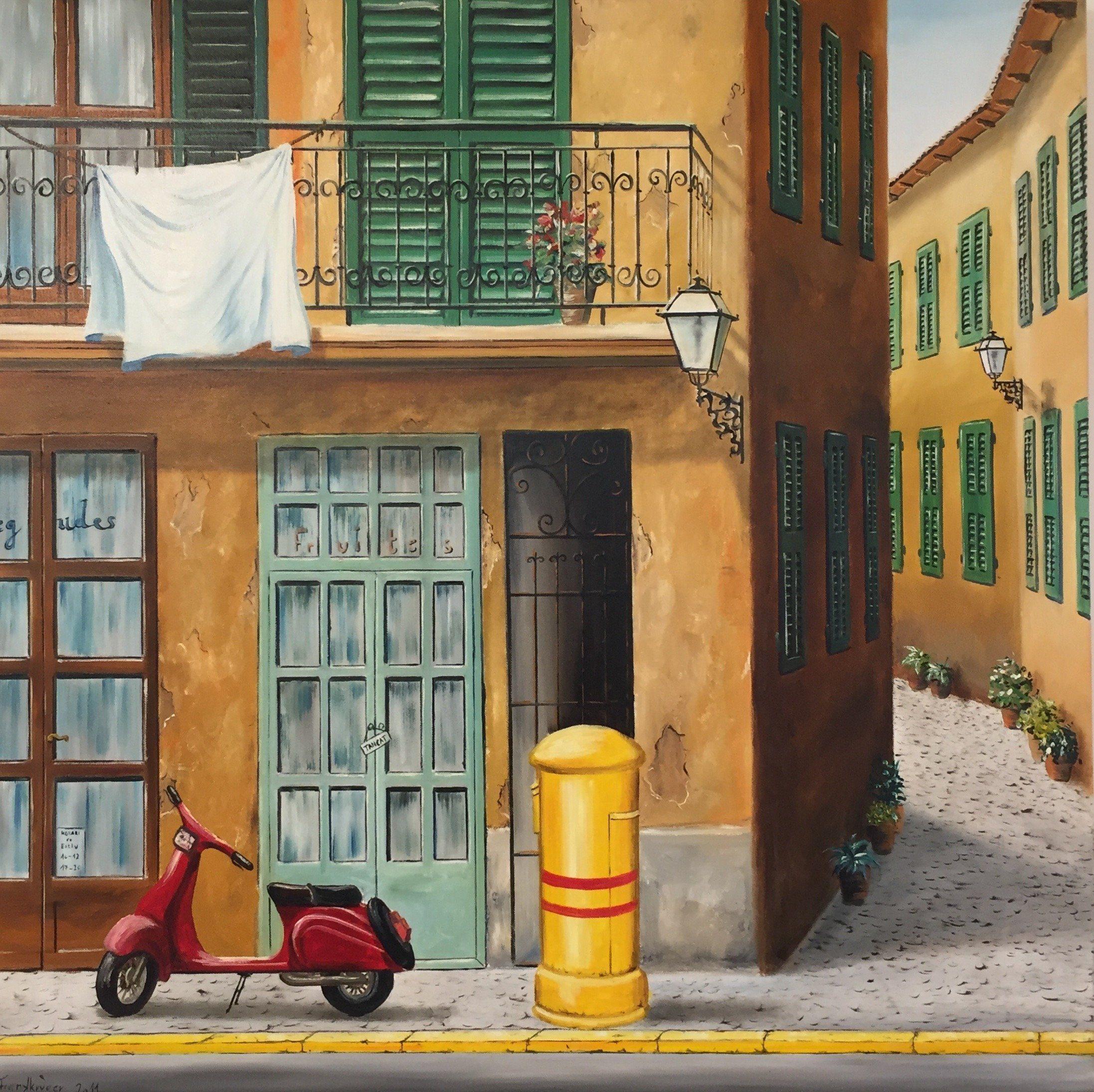 Calle en Palma